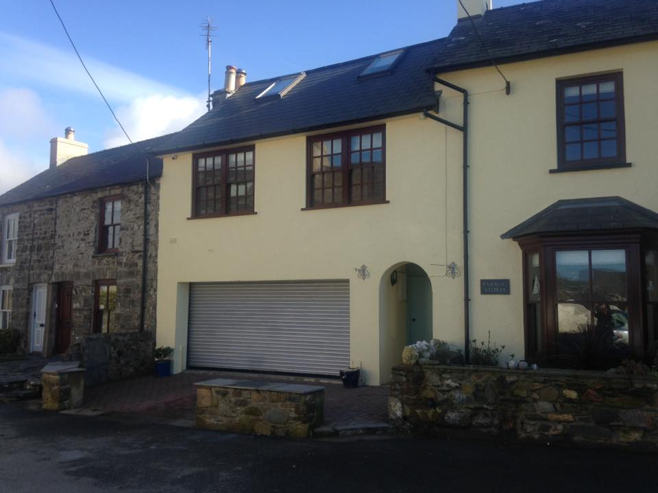 Parrog Bach Holiday Cottage in Newport